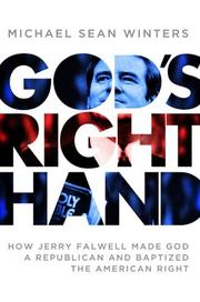 Cover art for GOD'S RIGHT HAND