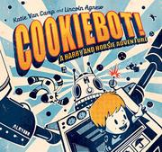 Book Cover for COOKIEBOT!