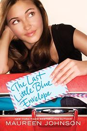 Book Cover for THE LAST LITTLE BLUE ENVELOPE