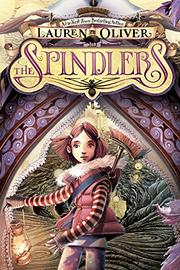 Cover art for THE SPINDLERS