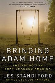 Cover art for BRINGING ADAM HOME