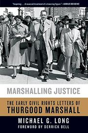 Cover art for MARSHALLING JUSTICE