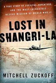 Cover art for LOST IN SHANGRI-LA