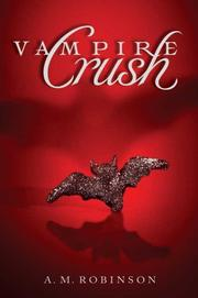 Book Cover for VAMPIRE CRUSH