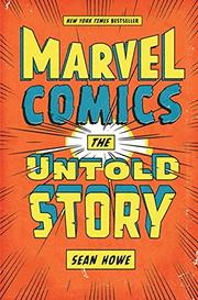 Book Cover for MARVEL COMICS