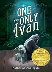 Book Cover for THE ONE AND ONLY IVAN