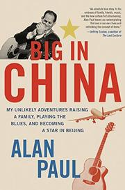 Book Cover for BIG IN CHINA