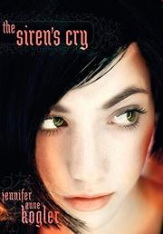 Cover art for THE SIREN'S CRY