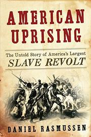 Cover art for AMERICAN UPRISING