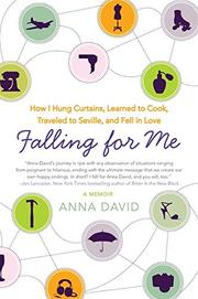 FALLING FOR ME by Anna David
