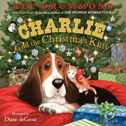 Book Cover for CHARLIE AND THE CHRISTMAS KITTY