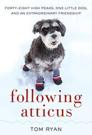 Cover art for FOLLOWING ATTICUS