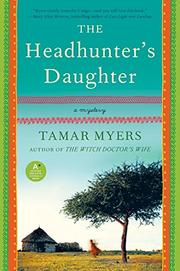 Cover art for THE HEADHUNTER'S DAUGHTER