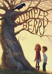 Book Cover for JUNIPER BERRY