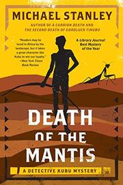 Cover art for DEATH OF THE MANTIS