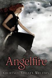Cover art for ANGELFIRE
