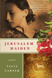 Cover art for JERUSALEM MAIDEN