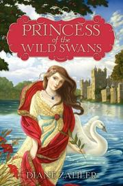 Book Cover for PRINCESS OF THE WILD SWANS
