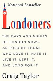 Book Cover for LONDONERS