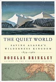 Cover art for THE QUIET WORLD
