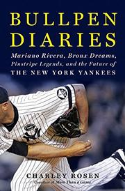 Book Cover for BULLPEN DIARIES