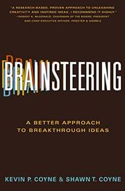 BRAINSTEERING by Kevin P. Coyne