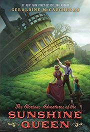 Cover art for THE GLORIOUS ADVENTURES OF THE SUNSHINE QUEEN