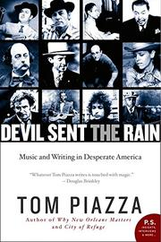 Book Cover for DEVIL SENT THE RAIN