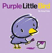 Book Cover for PURPLE LITTLE BIRD