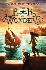 THE BOOK OF WONDERS by Jasmine Richards