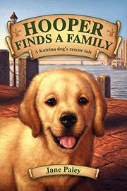 Cover art for HOOPER FINDS A FAMILY