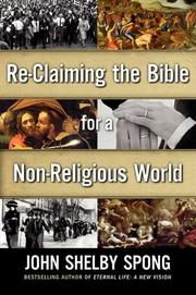 Book Cover for RECLAIMING THE BIBLE FOR A NON-RELIGIOUS WORLD