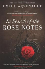 Cover art for IN SEARCH OF THE ROSE NOTES