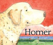 HOMER by Elisha Cooper