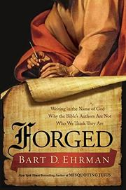 Cover art for FORGED
