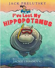 Book Cover for I'VE LOST MY HIPPOPOTAMUS