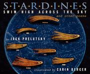STARDINES SWIM HIGH ACROSS THE SKY by Jack Prelutsky