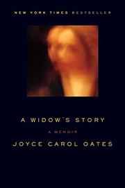 Cover art for A WIDOW'S STORY