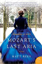 Book Cover for MOZART'S LAST ARIA