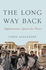 Cover art for THE LONG WAY BACK