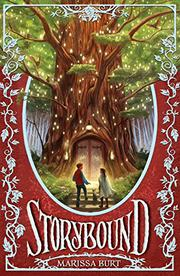 STORYBOUND by Marissa Burt