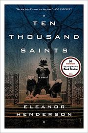 Cover art for TEN THOUSAND SAINTS
