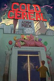 Cover art for COLD CEREAL