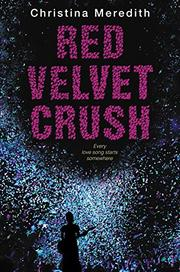 RED VELVET CRUSH by Christina Meredith