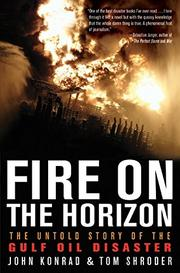 Cover art for FIRE ON THE HORIZON