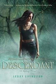 DESCENDANT by Lesley Livingston