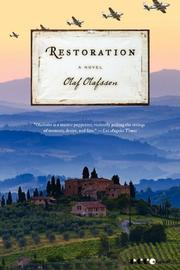 Book Cover for RESTORATION