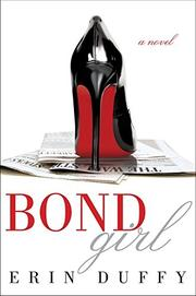 Book Cover for BOND GIRL