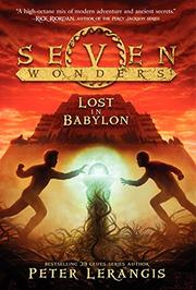 LOST IN BABYLON by Peter Lerangis