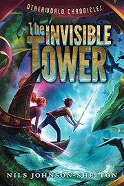 Book Cover for THE INVISIBLE TOWER